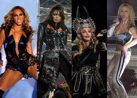 ¿Qué Lucirá Katy Perry? Repasamos Los Looks De Otras Divas Para La Super Bowl