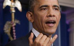 Foto: Obama propone un impuesto del 14 por ciento sobre los capitales de empresas estadounidenses en el extranjero (CHIP SOMODEVILLA / GETTY)