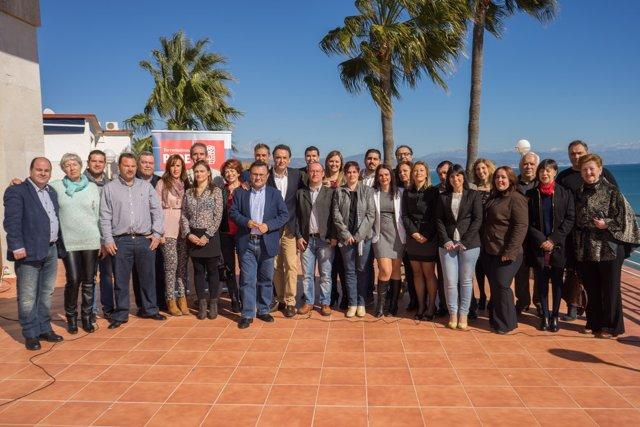 """Foto: PSOE presenta """"la candidatura del cambio"""" en Torremolinos, reflejo de """"eficiencia, profesionalidad y juventud"""""""