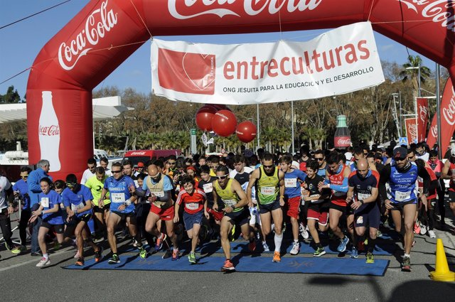 Foto: Entreculturas reúne a más 1.500 participantes en su carrera solidaria y logra recaudar unos 16.500 euros