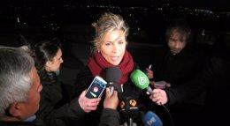 """Foto: La periodista Julia Otero espera que los grupos que presidía Lara mantengan su """"pluralidad"""" (EUROPA PRESS)"""