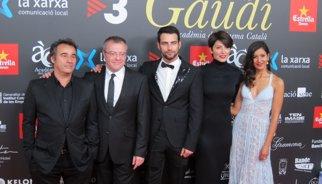 Conquisten la catifa vermella abans dels VII Premis Gaudí