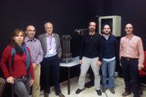 Reunión proyecto Dirac en AIDO