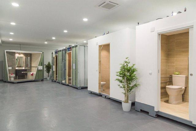 Foto: Economía/Empresas.- Vía Célere abre una fábrica de construcciones modulares en Navalcarnero (Madrid) y genera 25 empleos