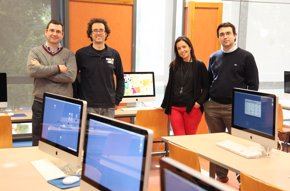 Foto: Innova.- Diseñan un sistema que predice la temperatura de los hogares para ahorrar en climatización (CEU )