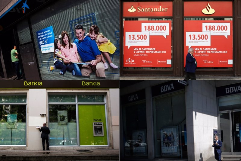 Cuenta corriente la caixa bankimia share the knownledge for Oficinas la caixa santander