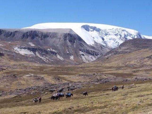 Glaciar Quelccaya