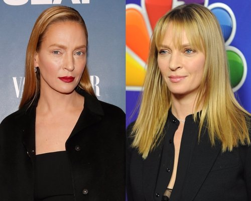 El 'culebrón de los clones' (Uma Thurman) no ha hecho más que empezar: ¿maquillaje?