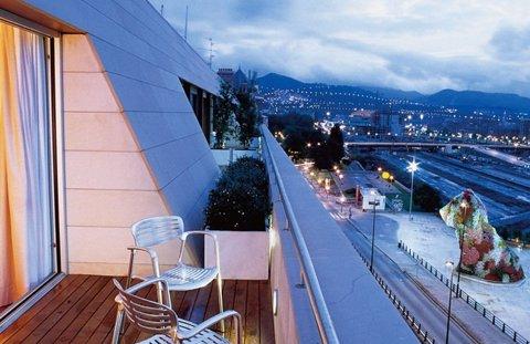 Hotel Silken De Bilbao