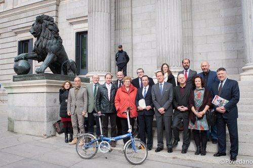 Intergrupo parlamentario de la bici