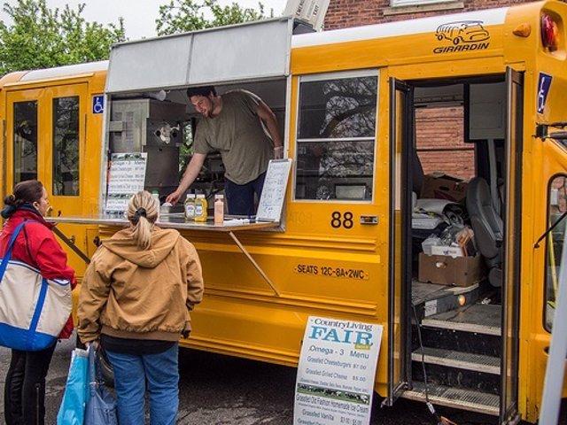 Foto: ¿Qué es un 'Food truck'?
