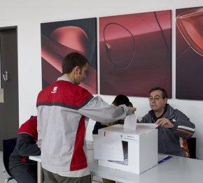 Foto: UGT revalida la mayoría absoluta en la planta de Seat en Martorell (SEAT)