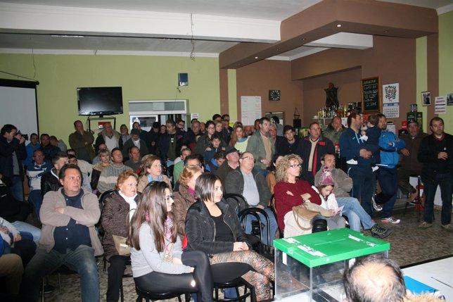 Asamblea de IU.