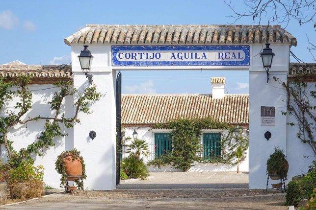 Cortijo guila real reabre sus puertas en guillena de la - Cortijos andaluces encanto ...