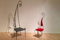 Expo de sillas exclusivas en Cáceres