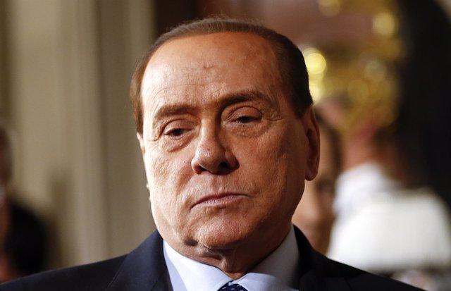 Foto: Berlusconi reitera que no quiere vender su propiedad en el AC Milan