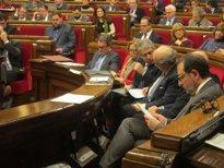 """Foto: Mas defiende el sistema sanitario catalán pese a admitir """"grandes tensiones"""" (EUROPA PRESS)"""