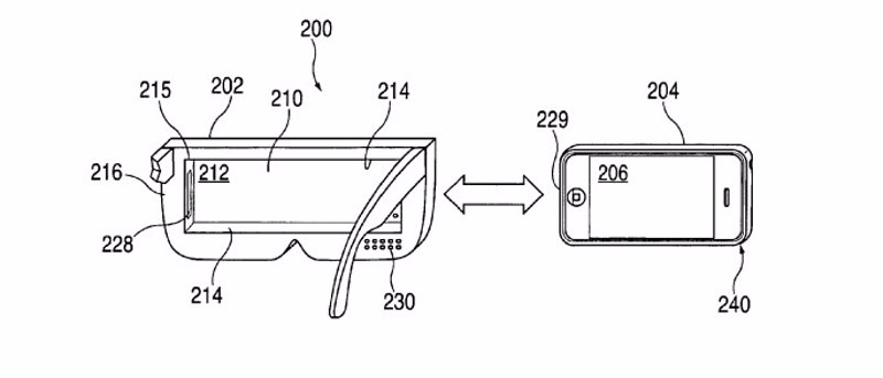 Apple patenta un casco de realidad virtual para el iphone for Oficina virtual paro