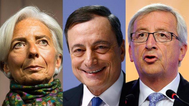 Juncker: La troika atentó contra la