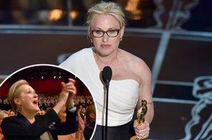 Foto: El discurso de la igualdad de Patricia Arquette que emocionó a Meryl Streep (GETTY/CORDON PRESS )