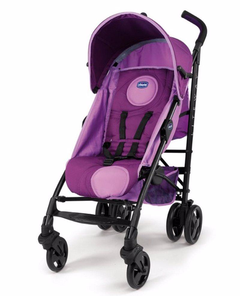 10 sillas de paseo ligeras para tu beb for Sillas para bebe para carro