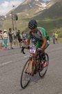 Foto: El paralímpico Guillermo Prieto prepara su reto 'QH 700 Km' en la Marcha Bedelalsa-Sierra de Béjar