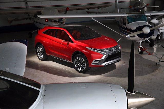 Foto: Mitsubishi presentará en Ginebra el Concept XR-PHEV II