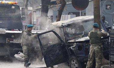 Foto: El muerto en el atentado de Kabul es un militar turco que escoltaba al representante civil de la OTAN (REUTERS)