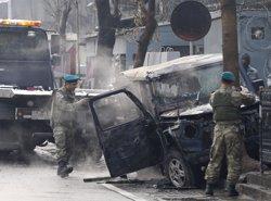 Foto: Mor un militar turc a Kabul en un atemptat suïcida (REUTERS)