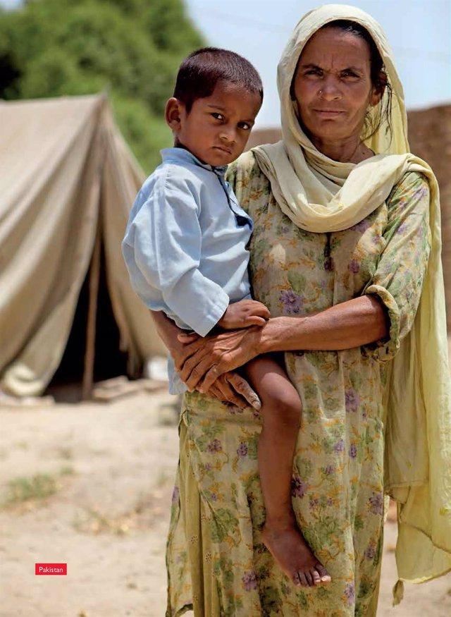 Foto: RSC.-Fundación C&A destinará hasta 3 millones de euros al año para apoyar proyectos de Save the Children
