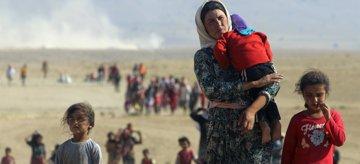 Foto: ONG alertan de que el Estado Islámico atenta contra las minorías para erradicar la diversidad religiosa de Irak (STRINGER IRAQ / REUTERS)