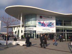 Foto: Fira.- El Mobile World Congress tindrà dos serveis de bus especial (EUROPA PRESS)