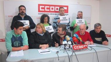 """Foto: La encuesta de la Plataforma de la Enseñanza Pública """"suspende"""" a Serna (EUROPA PRESS)"""