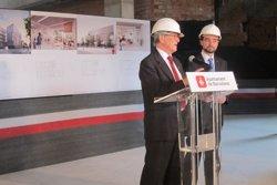 Foto: Barcelona ha invertit 193 milions en obres de centres educatius aquest mandat (EUROPA PRESS)
