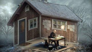 Erik Johansson, maestro de Photoshop, crea ilusiones ópticas imposibles