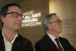 Foto: El Castell de Montjuïc estrena un centre d'interpretació sobre la seva història (EUROPA PRESS)