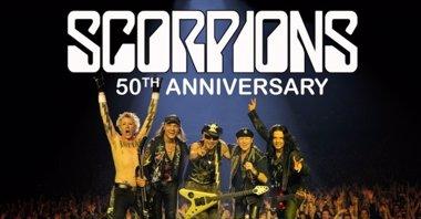 Foto: Scorpions encabezarán el Rock Fest de Barcelona (ROCK N ROCK)