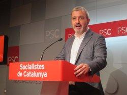 Foto: Collboni (PSC) demana una estratègia que defineixi la relació de Barcelona amb les seves universitats (EUROPA PRESS)