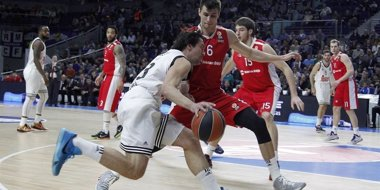 Foto: El Real Madrid sigue en estado de gracia (HTTP://WWW.EUROLEAGUE.NET/)