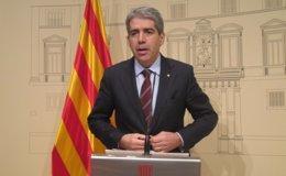 Foto: El Govern catalán defiende que puede seguir diseñando estructuras de Estado pese al dictamen del Consell (EUROPA PRESS)
