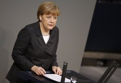 Foto: El Bundestag aprova l'extensió del rescat de Grècia (FABRIZIO BENSCH / REUTERS)