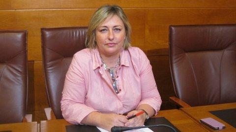 Ana Isabel Méndez, diputada del PSOE y exdirectora general de la Mujer