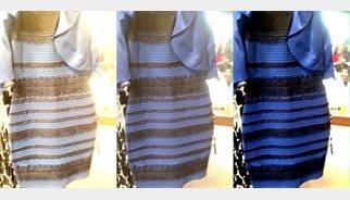 ¿Por qué unos ven un vestido azul y negro u otros blanco y dorado? La teoría del vestido y su polémica