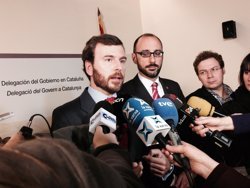 Foto: L'Estat pagarà el 60% de la intervenció contra l'erosió del litoral del Maresme (EUROPA PRESS)