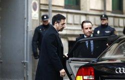 Foto: La Fiscalia demana processar Bartomeu per la seva