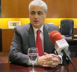 Foto: El conseller de Justícia veu la suspensió de Vidal