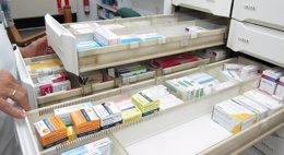 Foto: El gasto farmacéutico del SNS vuelve a bajar ligeramente en enero (EUROPA PRESS)