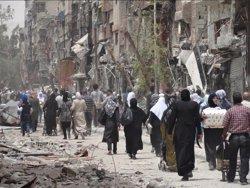 Foto: Damasc expulsa tres cooperants de l'ONU (UNRWA)
