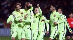 Foto: Futbol/Lliga BBVA.- Prèvia del Granada CF - FC Barcelona (FCB)
