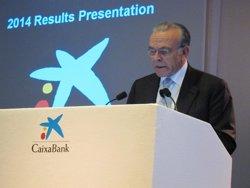 Foto: La retribució del consell de CaixaBank el 2014 va arribar als 21,2 milions per la sortida de Nin (EUROPA PRESS)